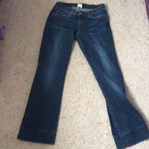 Flared Lucky Brand Jeans